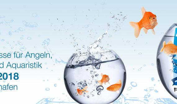 Aqua Fisch 2018 Friedrichshafen
