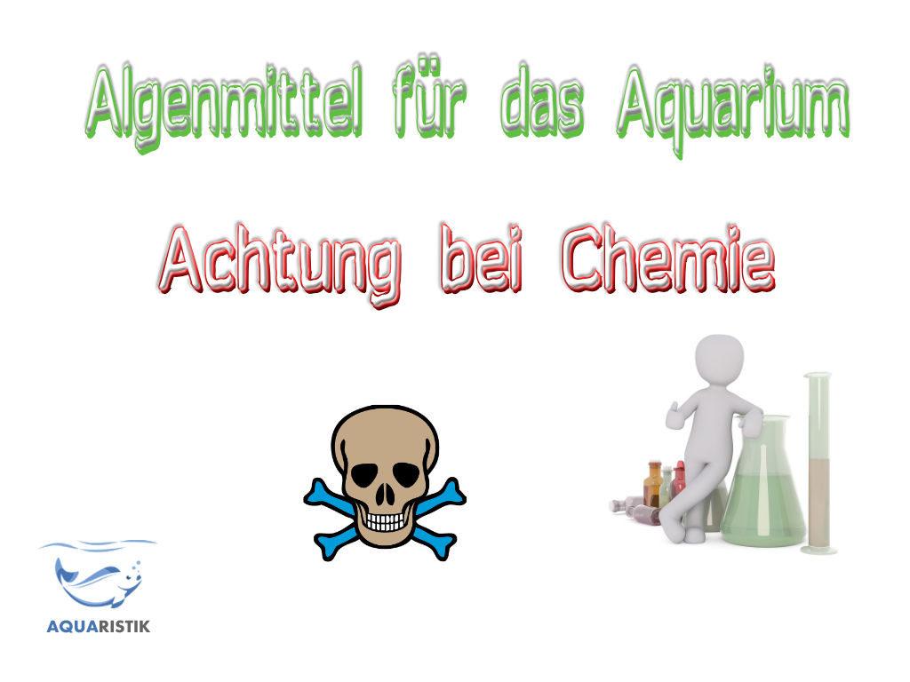 Algenmittel Chemie