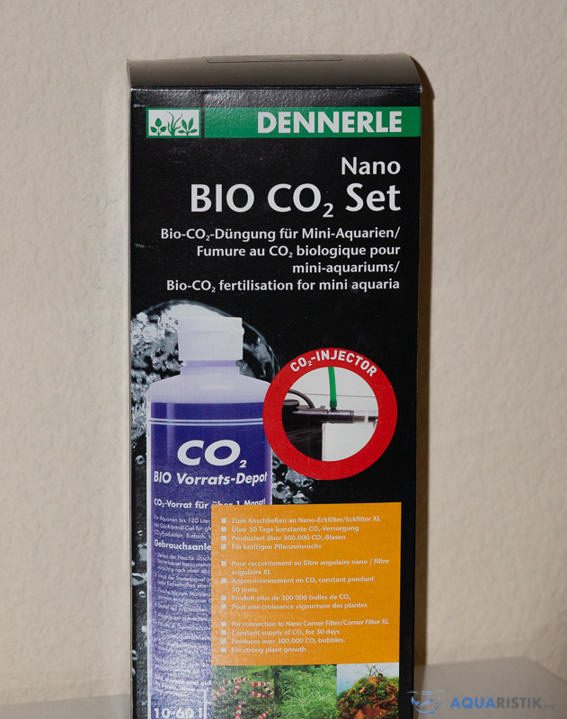 Bio Co2 Anlage
